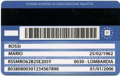 TESSERA-MILITARI