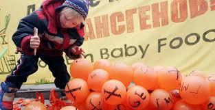 ALIMENTI NON OGM E BIO - La Russia sarà il primo produttore mondiale