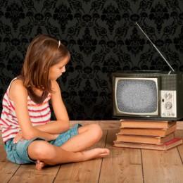 bambino tv pubblicità