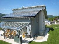 Projekt 2 Terrassen Glasdach Mit Modulen• Photovoltaikforum