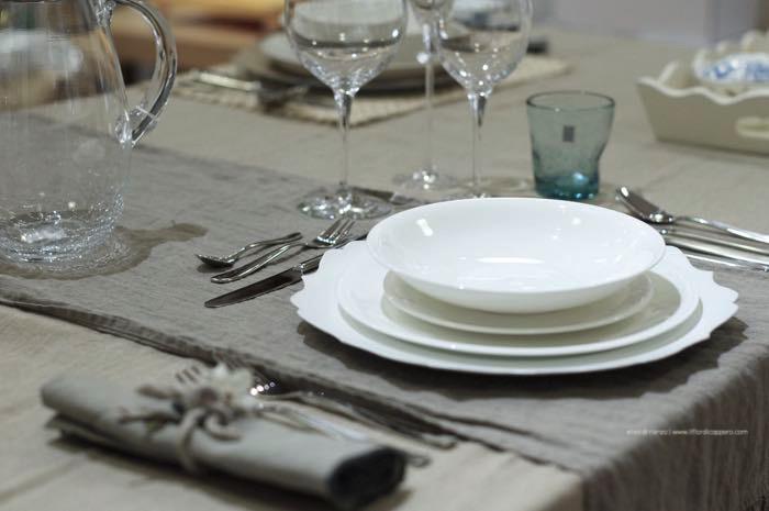 Mise en place come apparecchiare bene la tavola  il fior