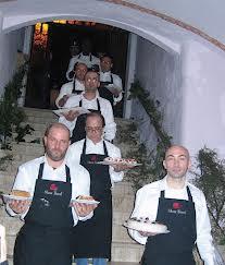camerieri ristorante