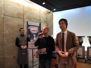 Andrej Godina e Francesco Sanapo