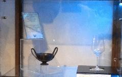 kantharos etrusco museo vino firenze