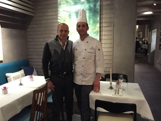 Roberto Ciaramella e Angelo Martinazzo - Filipepe Firenze - I Tre Forchettieri