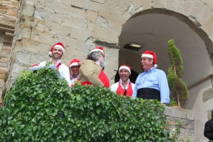 la festa di Natale 2010 (La festa di Natale 2010 (foto EgonIpse)