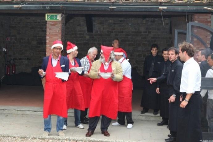 La festa di Natale 2010 (foto EgonIpse)