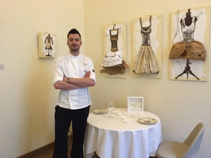 Enrico Panero chef