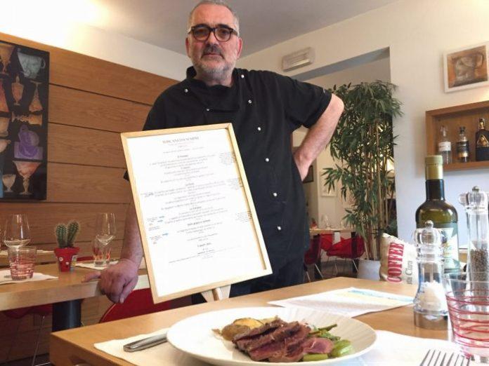 ristoranti a pontassieve - toscani da sempre Stefano Frassineti - ph Il Forchettiere