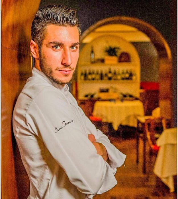 chef Ivan Ferrara ristorante Oliviero