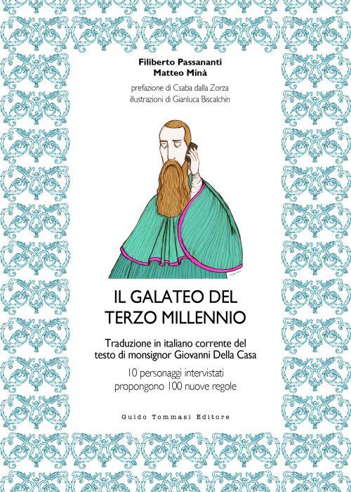 Galateo del Terzo Millennio - Cover