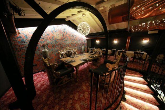 One Night in Beijing la cucina orientale nel segno delle soluzioni creative