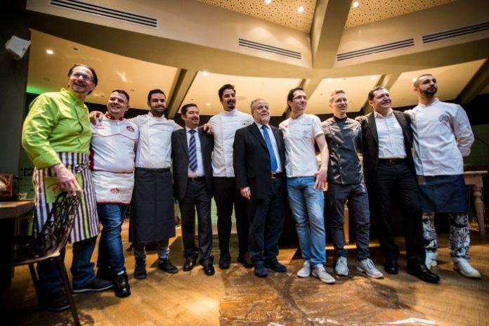 """Firenze premia i suoi 8 """"big"""" della pizza napoletana @FOTO Paolo Matteoni"""