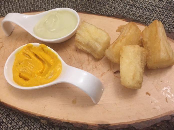 Yuta frita El Inca, il ristorante peruviano a Firenze tra tradizione e contemporaneità