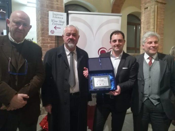 Luigi Sarno2 - Premio Gambelli 2018