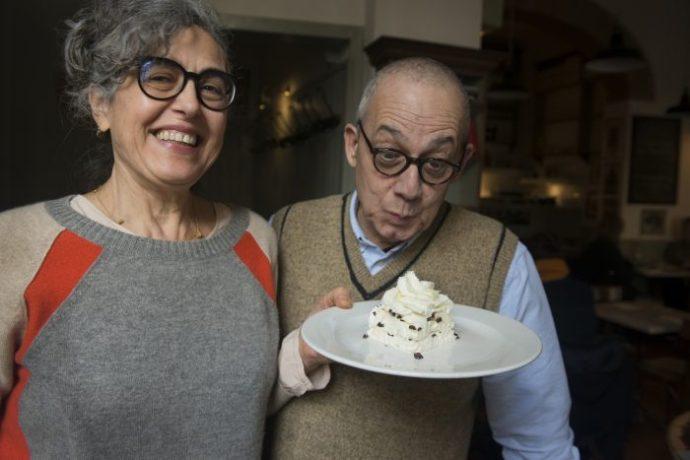Silvio e Mariolina...e il Cavour!