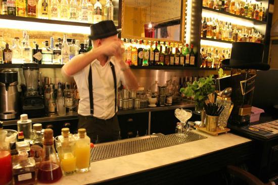Toscana da Bere, viaggio tra i cocktail bar della regione: Franklin '33 (Lucca)