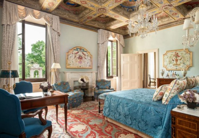Four Seasons Hotel Firenze, La Villa Presidential Suite