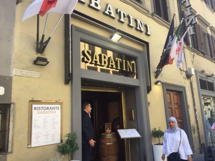 ristorante sabatini