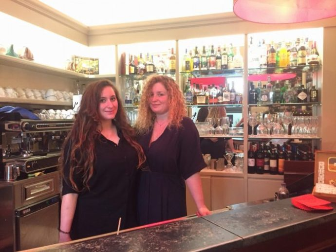 la Zeffirelli's Tea Room in piazza San Firenze