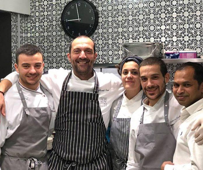 chef riccardo serni menu di capodanno 2019