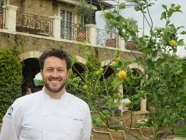 Andrea Mattei Chef