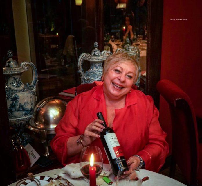 antonella d'isanto balzini cena relais le jardin firenze hotel regency chef