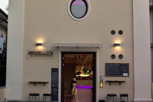 Toscana da Bere: Avarello's a Marina di Massa, il cocktail bar nella chiesa sconsacrata
