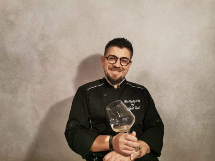 San Gimignano: chef Ardit Curri (San Martino 26) e la ricerca dell'equilibrio