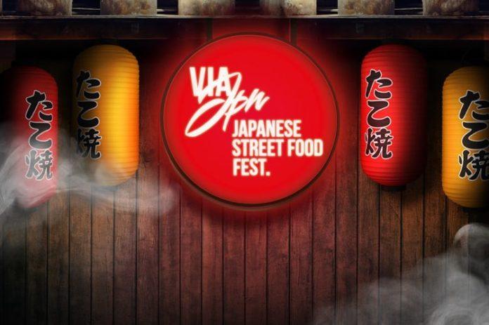 A Roma Via Japan, l'evento dedicato allo street food giapponese