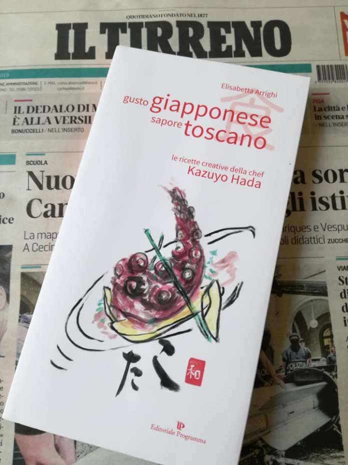 Gusto giapponese, sapore toscano