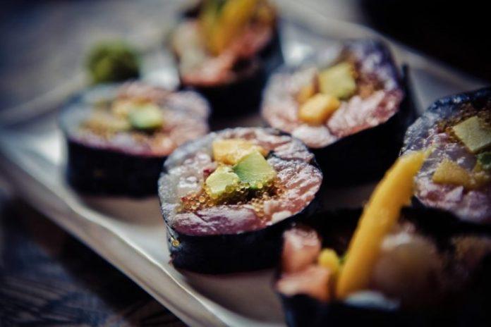 roma sushi