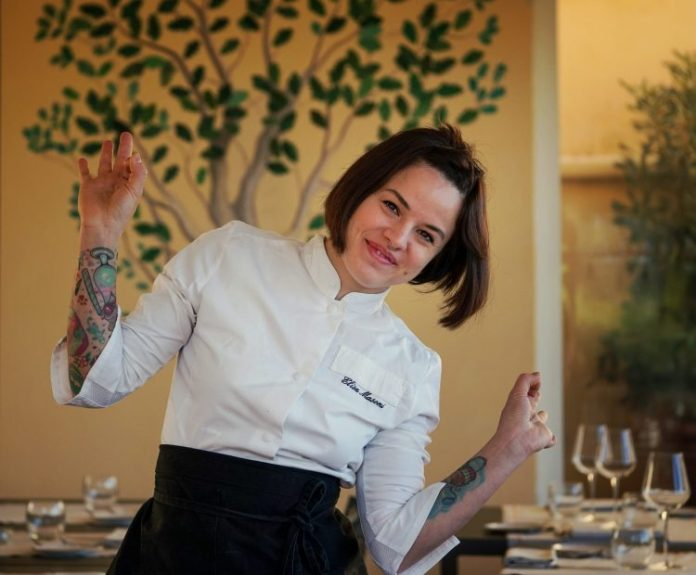 Elisa Masoni chef