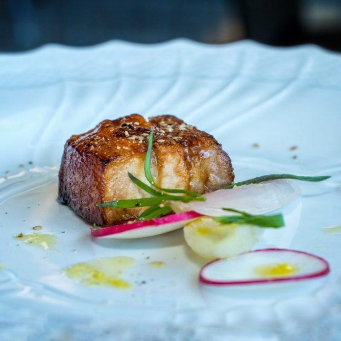 pancia di maiale chef angiolo barni prato