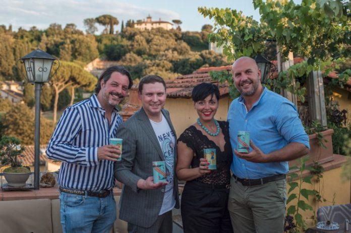 upperhand gin Claudia Gamberucci Alberto Borin
