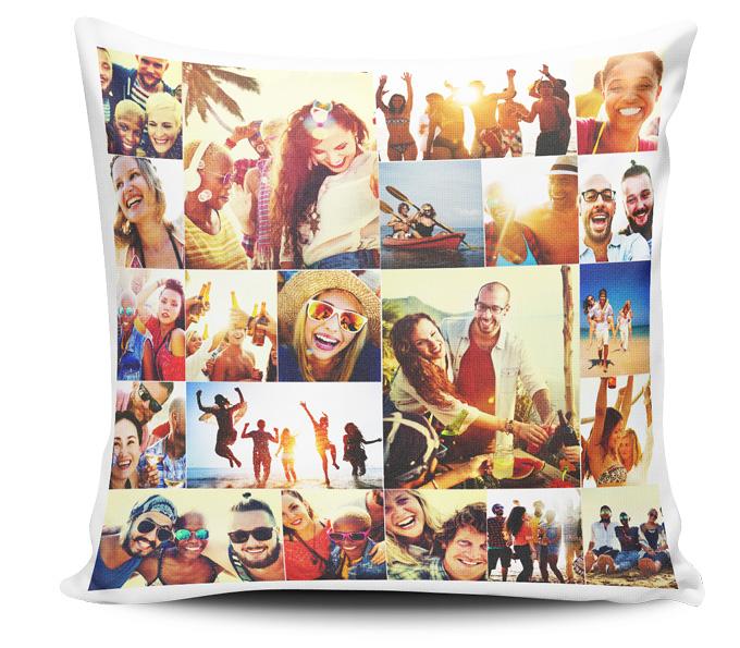 Crea Cuscino con foto  il Fotoalbum