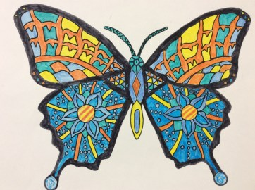 Ilfracombe Museum Butterfly Design Competition (16)