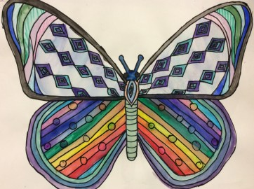 Ilfracombe Museum Butterfly Design Competition (36)