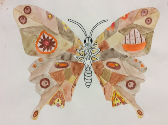 Ilfracombe Museum Butterfly Design Competition (76)