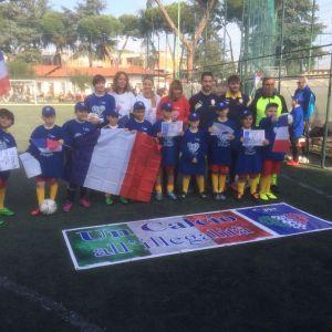 lara-comi-al-torneo-giovanile-rebibbia
