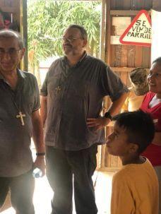 Don Silvio Andrian missionario