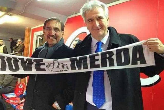 Marcello Tagliatela e Maurizio Gasparri