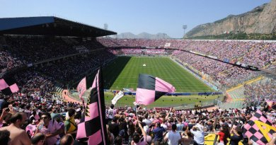 Stadio Barbera - Favorita, Palermo