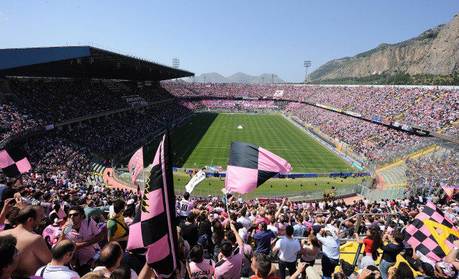 Stadio Barbera - Favorita, Palermo