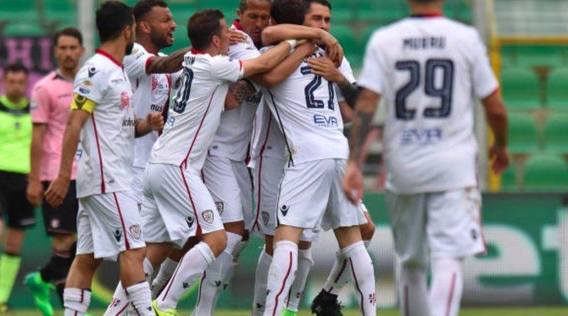 Il Cagliari ha vinto a Palermo