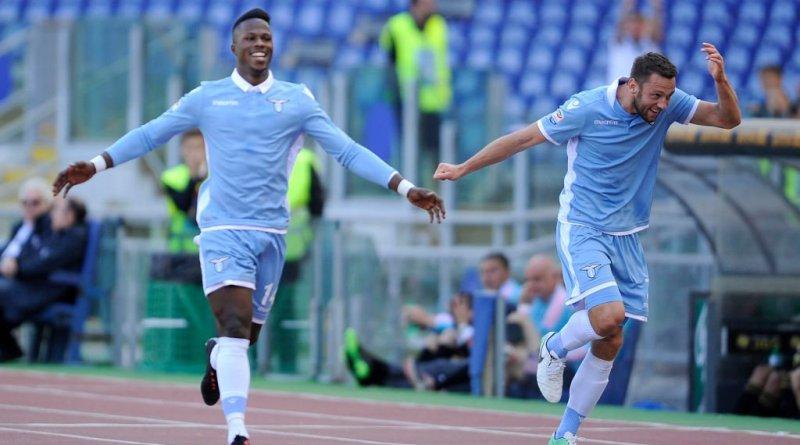 La Lazio prende a pallate il Palermo