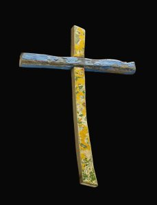 Croce di Lampedusa esposta al British Museum