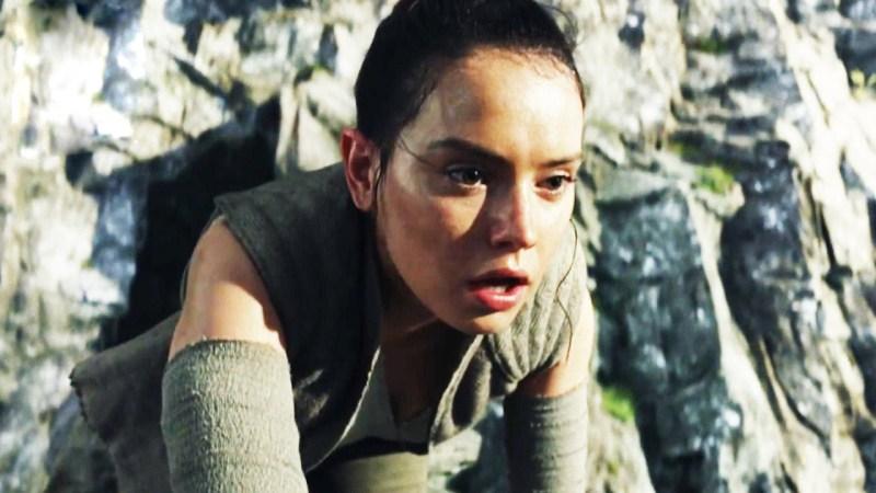 Rey, l'eroina della terza trilogia di Star Wars
