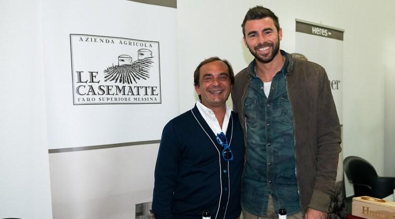 Vinitaly, Casematte, Andrea Barzagli