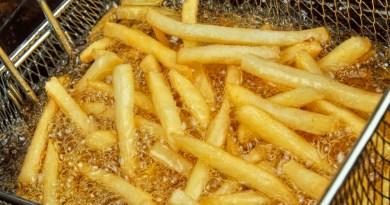 fritto di patatine